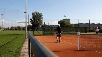 Die bestehende Anlage des Tennisclubs Widi. (Archivbild)
