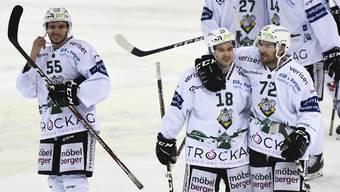 Eishockey, Swiss League, 22. Runde, SC Langenthal - EHC Olten  (20. November 2019)