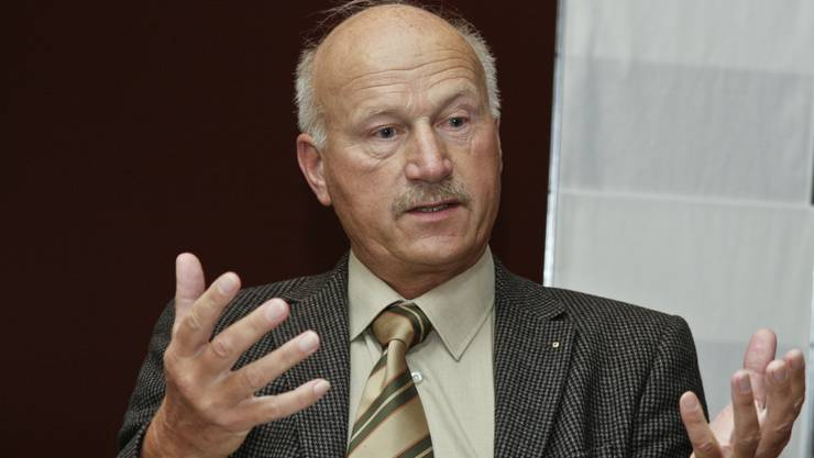 Peter Stadler kandidiert für das Amt des Gemeindeammanns in Hirschthal