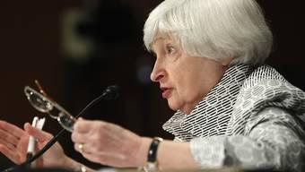 Fed-Chefin Janet Yellen macht Nägel mit Köpfen. Ab kommenden Monat soll die aufgeblähte Bilanz der US-Notenbank langsam abgebaut werden.