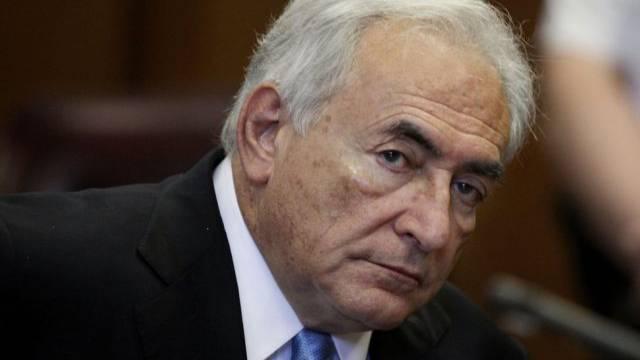 Wirtschaftsberater Dominique Strauss-Kahn (Archiv)