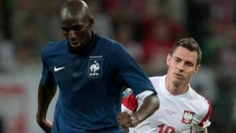 Alou Diarra wechselt innerhalb der Ligue 1 den Verein.