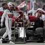 Der Formel-1-Rennstall Alfa Romeo meldete für seine Belegschaft in Hinwil Kurzarbeit an