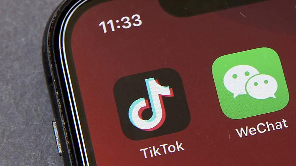 Tiktok will einstweilige Verfügung gegen Download-Stopp in den USA