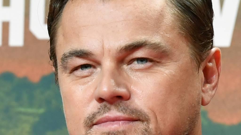 DiCaprio postet Foto von Drehstart für neuen Thriller