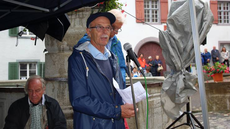 Prof. Peter Ulrich von der Ernst und Hanna Hauenstein-Stiftung.