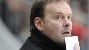 Langenthal-Coach Heinz Ehlers