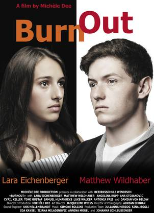 Das Plakat zum Spielfilm «BurnOut»