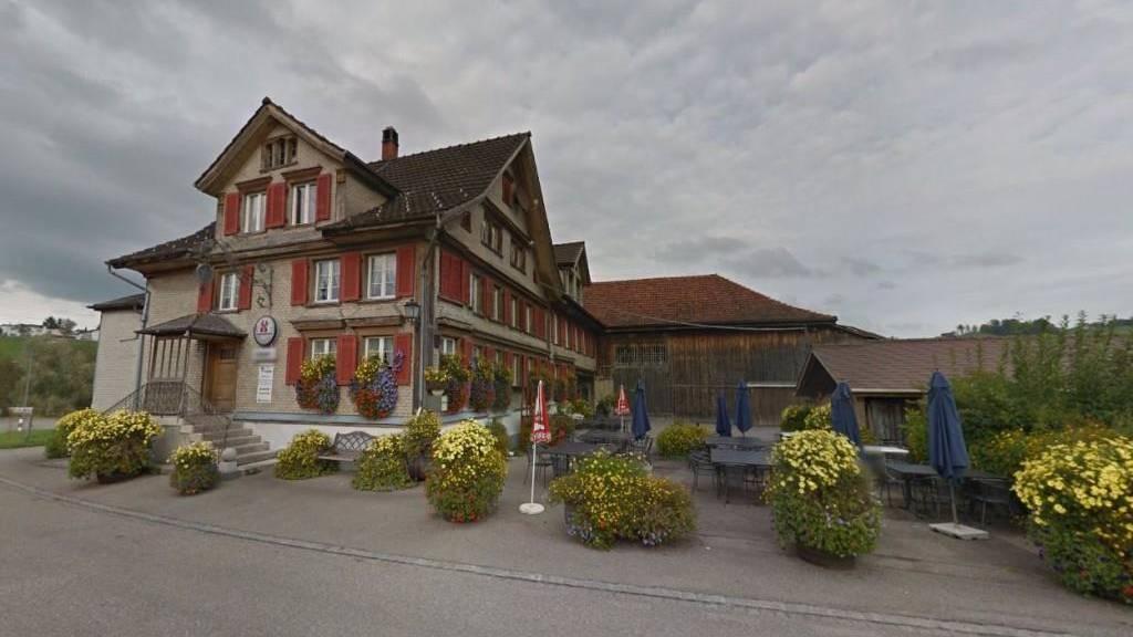 Die Wirtin des Restaurants Traube wurde wegen Rassendiskriminierung verurteilt.