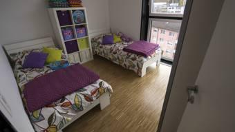 Zimmer einer neuen Wohnung. (Symbolbild)