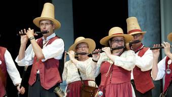 Das Aagausiche Kantonalschützenfest in Fricktal