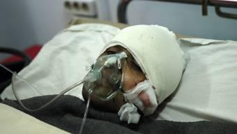 Ein Opfer des Anschlags auf das französische Kulturzentrum in Kabul