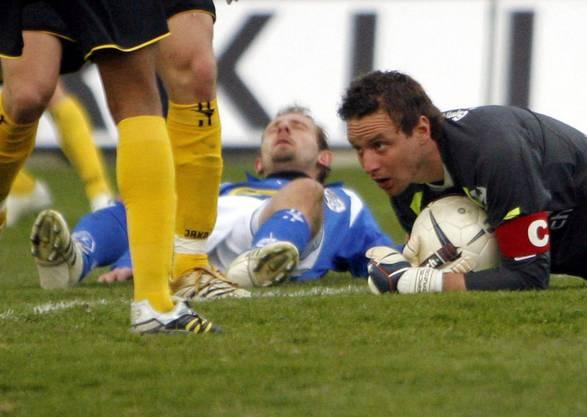 Teamplayer Marcel Herzog zieht es nach St. Gallen.