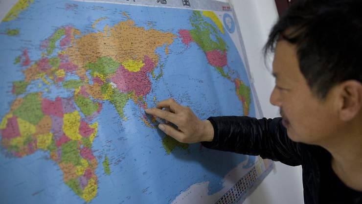 Neue Hoffnungen für Angehörige: Ein Privatunternehmen aus den USA will die Suche nach dem spurlos verschollenen Flugzeug MH370 wiederaufnehmen. (Archivbild)