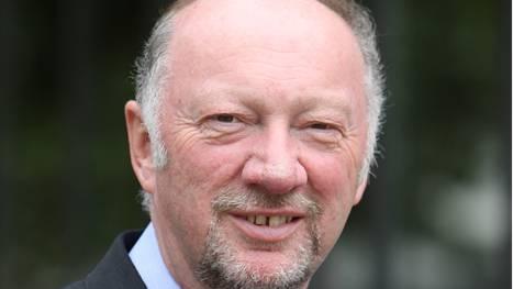 Bernhard Winkler, Geschäftsführer der Heilbronn Marketing GmbH, hat viel für die Städtepartnerschaft mit Solothurn getan.