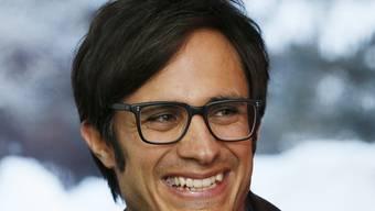 Seine Rollen sind ihm wichtiger als sein Aussehen: Schauspieler Gael Garcia Bernal (Archiv)