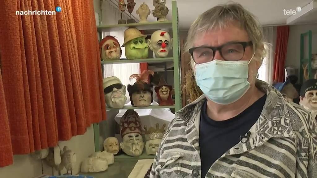 Masken für Fasnachts-Quarantäne