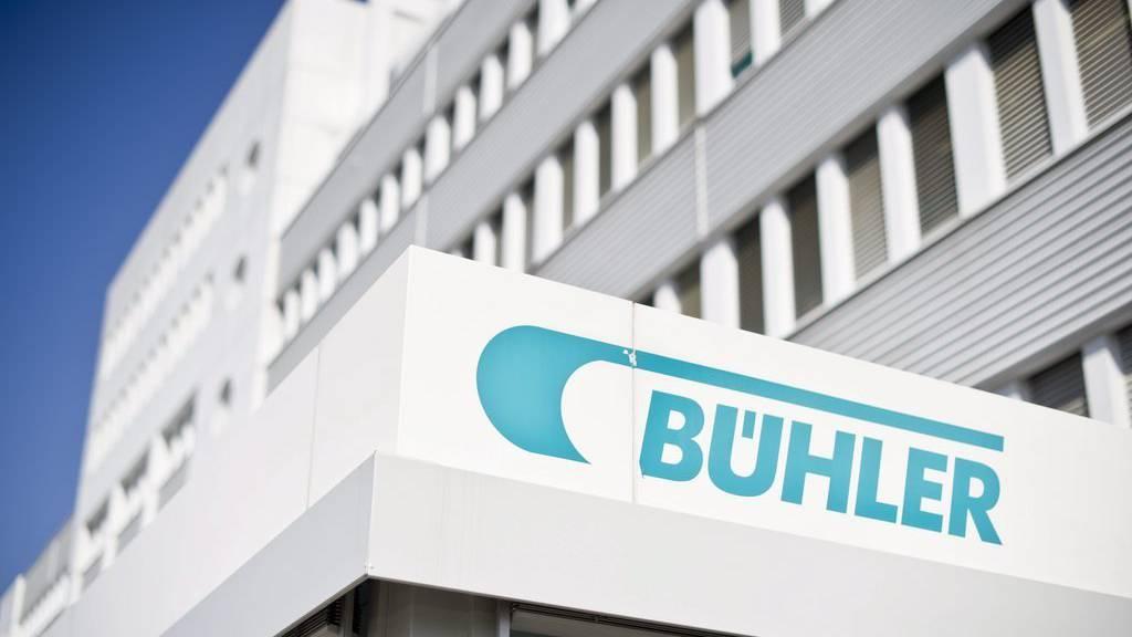 Der Hauptsitz von Bühler in Uzwil.