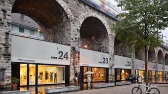 Preis in Kategorie Umbau für Viadukt in Zürich von EM2N-Architekten