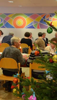 Seit über 20 Jahren bietet die reformierte und die katholische Kirche sowie die Freikirche Bewegung Plus ein solches Mittagessen an