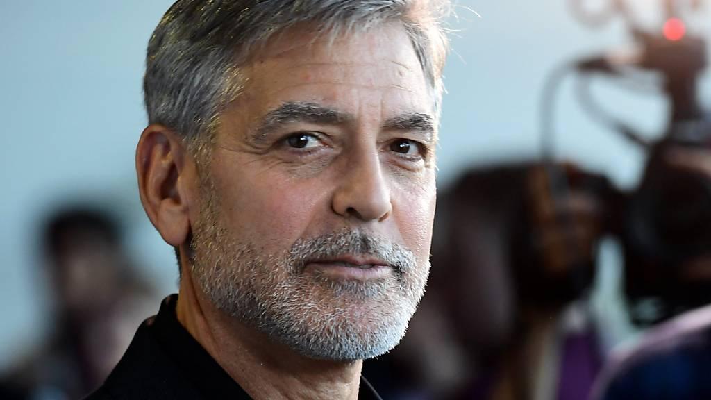 Stars um George Clooney gründen Filmschule für mehr Diversität