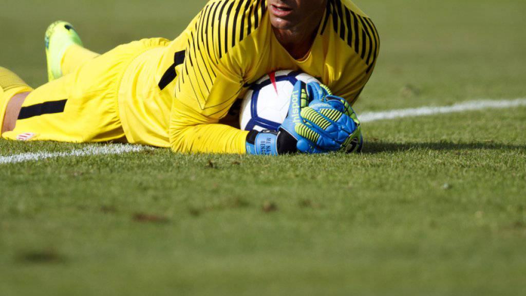 Diego Benaglio und die AS Monaco befinden sich weiter in der Krise