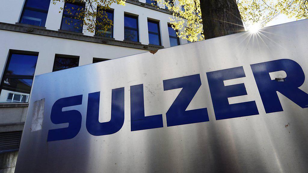Sulzer-Chef bekräftigt Verbundenheit mit Standort Winterthur