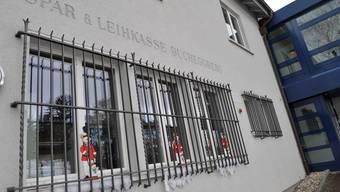 Die Spar- und Leihkasse Bucheggberg AG in Lüterswil