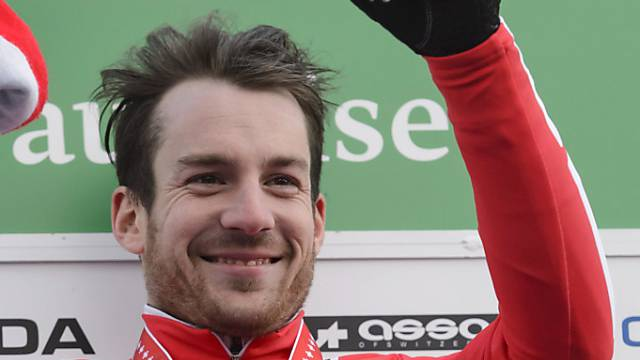 Julien Taramarcaz holte sich den nationalen Radquer-Titel