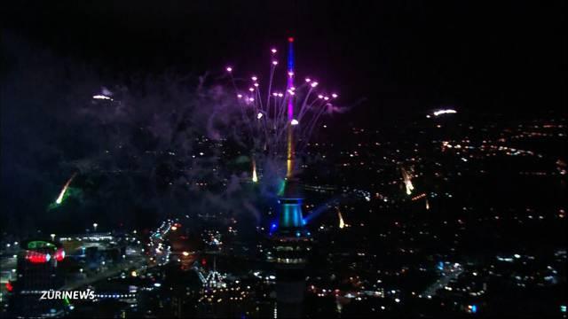 Silvesterfeiern aus aller Welt