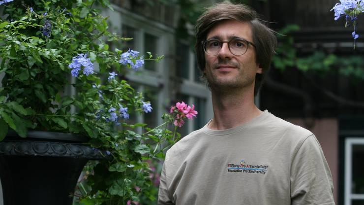 Geschäftsführer «Stiftung Pro Artenvielfalt»