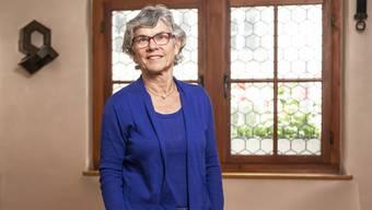 Die 58-jährige Franziska Möhl (CVP) ist im elften Jahr Finanzministerin der Stadt Lenzburg. Seit 2013 ist sie Vizeammann.