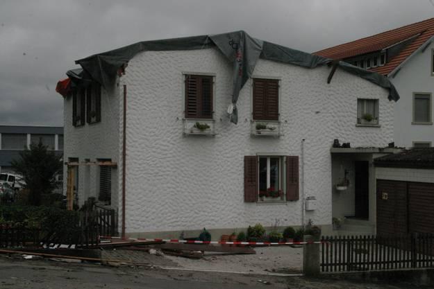 Abgedecktes Haus in Zofingen