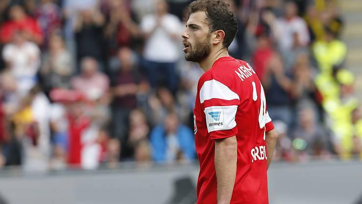 Admir Mehmedi muss mit dem SC Freiburg absteigen