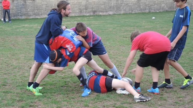 Würenlos hat in den letzten Jahren eine beachtliche Juniorenabteilung aufgebaut