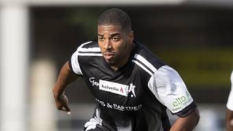 Deny Gomes siegt mit den Black Stars 3:1 auswärts in Nyon. Dabei konnte er ausnahmsweise kein Tor erzielen.