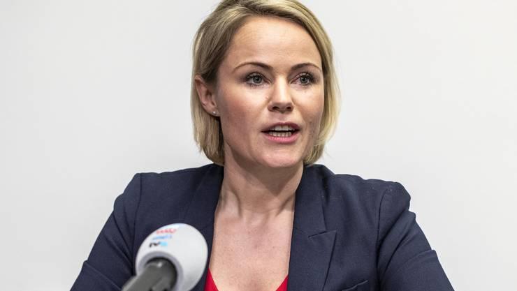 Nun schaltet sich die Zürcher Regierungsrätin Natalie Rickli ein.