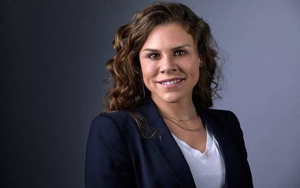 Wechselt von der Schweizer Mission in Brüssel in die Banken-Lobby: Esther Widmer.