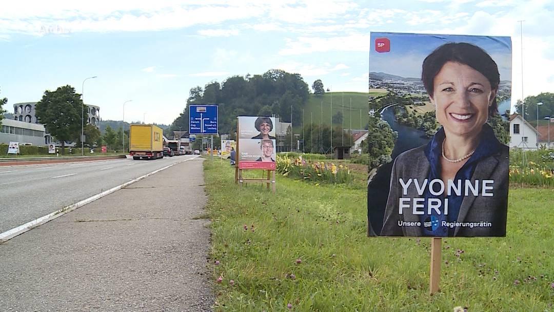 Aargauer SP nominiert Yvonne Feri für den Regierungsrat