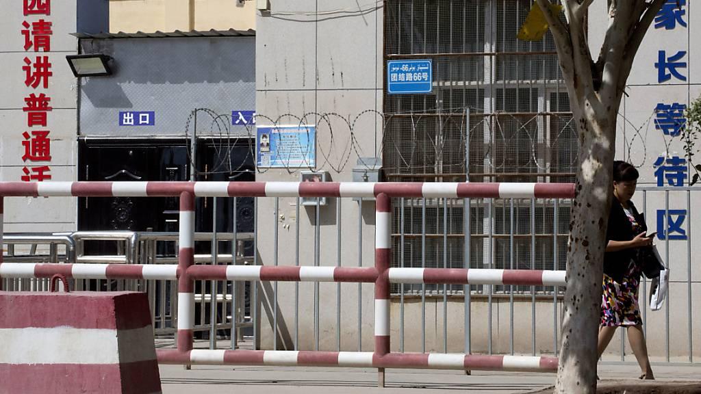 Nach Sanktionen gegen China: EU-Delegationschef einbestellt