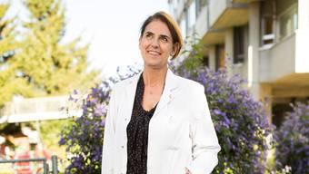 Es sei zentral, dass sich die Patientinnen ernst genommen fühlen, sagt Ulrike Knödlstorfer.