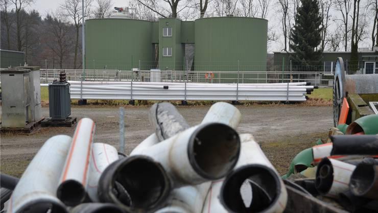 Die Abwasserreinigungsanlage Muri wurde im letzten Jahr besonders energieeffizient betrieben. ES