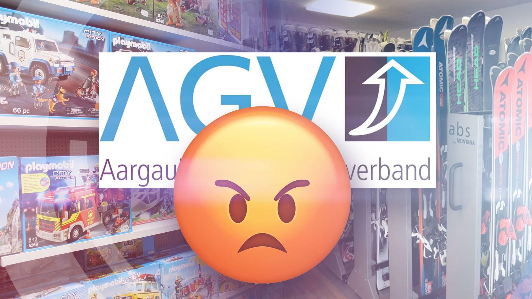 Gewerbeverband fordert Läden im Aargau wieder zu öffnen