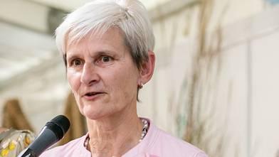 Gemeindepräsidentin Heidi Ammon zieht nach fünf Jahren eine positive Bilanz.