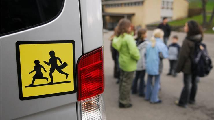 Der Sonderlastenausgleich kompensiert Ausgaben wie Schülertransporte, die nötig, aber nicht beeinflussbar sind.Marc Dahinden