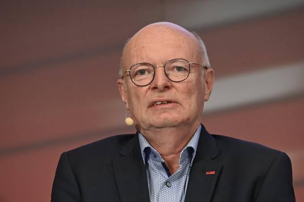 Vincent Ducrot, CEO der SBB.