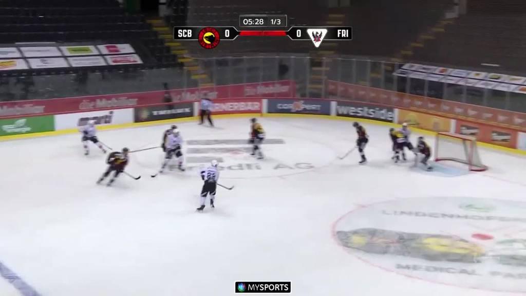 Entscheidung im Powerplay: SCB stolpert über Fribourg