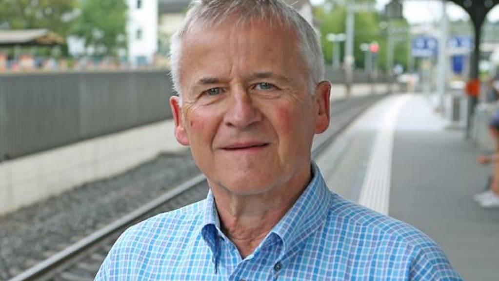 Ernesto Piazza, Korrespondent für Bundespolitik von drei Luzerner Landzeitungen.