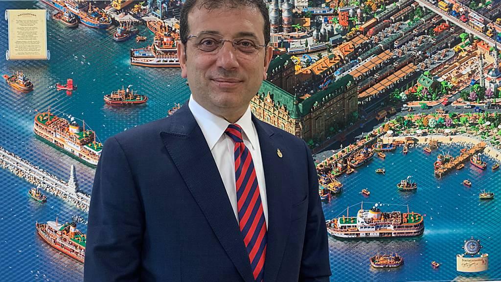 Respektloser Gang? - Istanbuls Bürgermeister spottet über Kritik