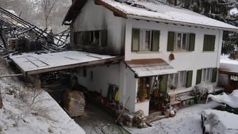 Das hat der Brand in Mümliswil angerichtet.